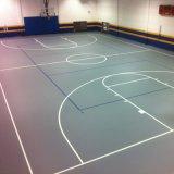 Pavimentazione sintetica di sport del vinile del PVC per il campione