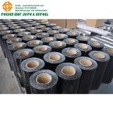 Lámina de aluminio de color auto adherir cinta impermeable bituminosa modificada