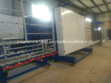 縦の空のガラス処理機械、空のガラス処理機械