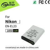 De nieuwe Decoderende Digitale Batterij van de Camera voor Engels-EL23 de Hoeveelheid van de Elektriciteit van de Vertoning Nikon