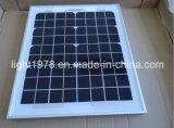 кремний панели солнечных батарей 10W Monocrystalline