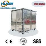 Machine de traitement de l'huile à isolation thermique sous vide complètement fermée