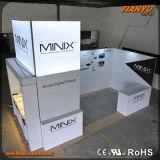 Proyecto de aluminio exposición Feria stand Stand