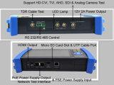 7 '' Cvi, Tvi, Ahd, Sdi CCTV Tester Monitor (IPCT8600HDAS)