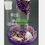 Glasrauch-Rohr-purpurrote Prozessbienenwabe-Filter-Wiederverwertung