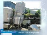 5000L Edelstahl Juice Storage Tank