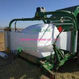 Pellicola di stirata bianca del silaggio di agricoltura per l'imballaggio dell'erba