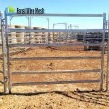 La frontière de sécurité d'exploitation d'élevage de bétail lambrisse les bétail amicaux d'Eco clôturant des panneaux pour la protection animale
