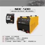 Saldatore automatico della strumentazione MIG 350A dell'invertitore di NBC 250 IGBT del saldatore del CO2 MIG/Mag dello schermo del gas del CO2