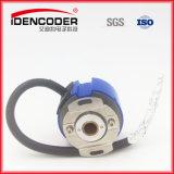 Codificatore rotativo incrementale mezzo esterno del diametro 6mm1024PPR dell'asta cilindrica del diametro 38mm di Adk K38L6