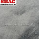 Weißes Aluminiumoxyd-Puder und Mikro