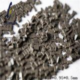 Ck에 의하여 소결되는 알파철 자석 F0.7*0.95*0.5mm