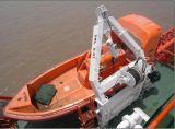 LAC 승인 F.R.P 단 하나 팔 열려있는 구조 배 구명정