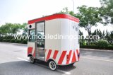 Fast Food Dining Van Truck Outdoor Street