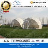 Design especial evento tenda para a parte Musical Dome