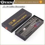 . 22-. Alésage rouge Sighter Boresighter de laser de fusil de 50 calibres