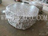 Monumentos de lápide de granito cinza Pedra Stonestones