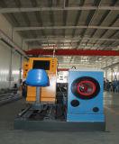 Plasma rond de tube en métal de commande numérique par ordinateur de qualité de coût bas et machine taillante de machine de découpage d'Oxyfuel