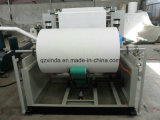 Heet verkoop In reliëf gemaakt Nice het Vouwen van de Machine van het Document van de Handdoek van de Hand van de Keuken