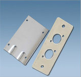 Kundenspezifisches Herstellungs-Metallverbiegende Maschinen-Ersatzteil-Blech