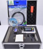 De handbediende Machine van het Af:drukken van de Zegel van Inkjet op Plastic Zak en Blikken