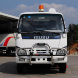 Isuzu 4*2 통로 Vacuum Sweeper 또는 Diesel Power Street Sweeper