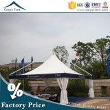 Pagode-Festzelt-Zelt des Gut-5X5m im Freienfür Auto-Ereignisse in Europa