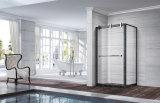 Cerco sanitário do chuveiro do aço inoxidável do frame dos acessórios 1200*900 do banheiro dos mercadorias