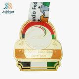 Medaglia di bronzo calda di Veitnam Kungfu del campione del ricordo di Wfvv del pezzo fuso di vendita