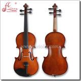 단단한 나무 바디 질에 의하여 염색되는 경재 Fingerboard 바이올린 (AVL-17)