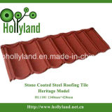 Покрашенная каменная Coated стальная плитка крыши (классический тип)