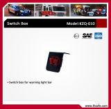 경고등 바 (KZQ-010)를 위한 간단한 스위치 박스