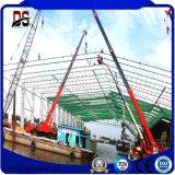 El mejor diseño y acero estructural galvanizado precio fino