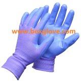 Милая перчатка сада, перчатка работы нитрила