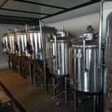 冷却のジャケット円錐ビール発酵槽の価格
