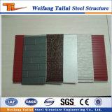 Наружная панель для легких стальных сегменте панельного домостроения в дом вилла