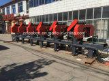 Le multiple de machine de développement de bois de construction dirige la scierie en bois horizontale de bande