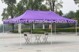 Facile à installer Tentes pliantes 3 * 3m de haute qualité pour jardin