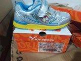 Затаврено, верхне/высокие качества для ботинок детей, ягнит ботинки, 20000pairs