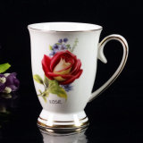 البريطانيوّن هبة قهوة إبريق خزفيّة [إيوروبن] تصميم خزف [كفّ كب]