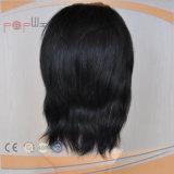 В полной мере кружевом вверху бразильских женщин Wig Virgin Реми волос