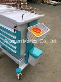 Chariot de traitement de chariot de traitement médical médical hospitalier