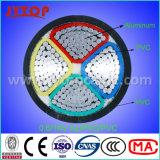 cabo do PVC 1kv, cabo distribuidor de corrente do PVC com certificado do CE