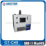 Aatcc 23, ISO 105-G02, GB/T 11039.2 de humos de gas de la cámara (GT-C49)