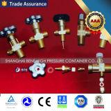 10L 20L 40L Hochdruckmedizinischer Stahlsauerstoffbehälter