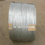 El electro galvanizó el alambre del hierro/el alambre galvanizado del hierro para la máquina