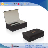 Dual PU Leather Wine Box (5332)