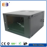 Double Section Wall Network Cabinet with Rod Control Lock