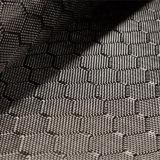 サテンの蜜蜂の巣カーボンファイバーファブリックロールスロイス