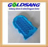 Перчатки ванны силикона высокого качества очищая инструменты тела